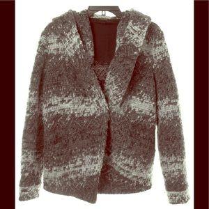 Rebecca Minkoff   Gray sweater/cardi/sweatshirt L